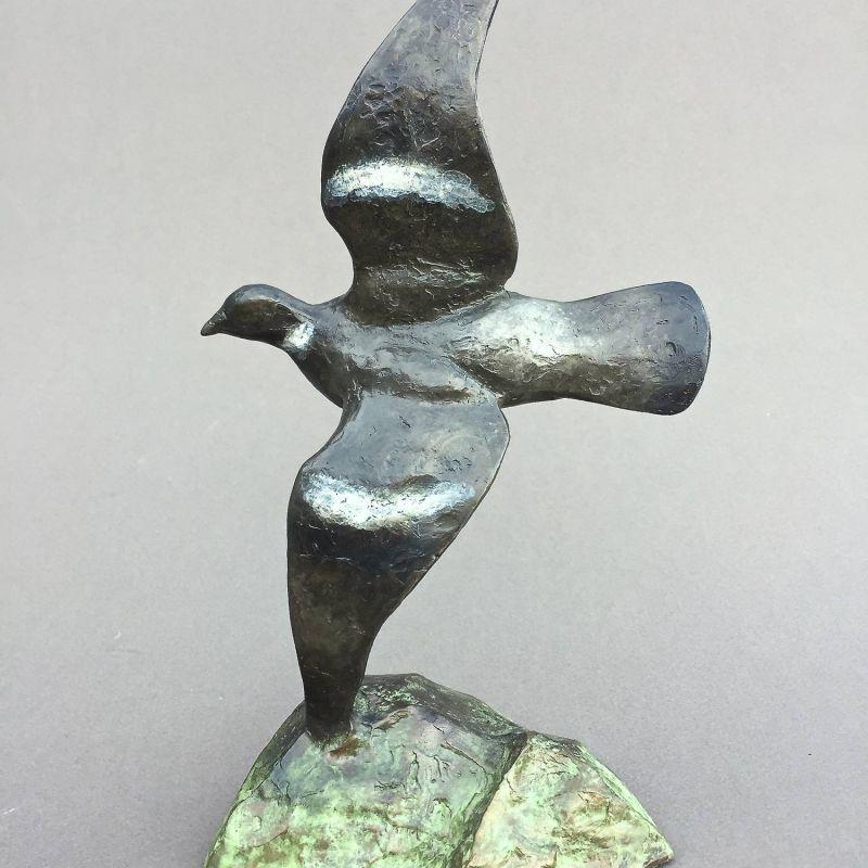 Palombe au col