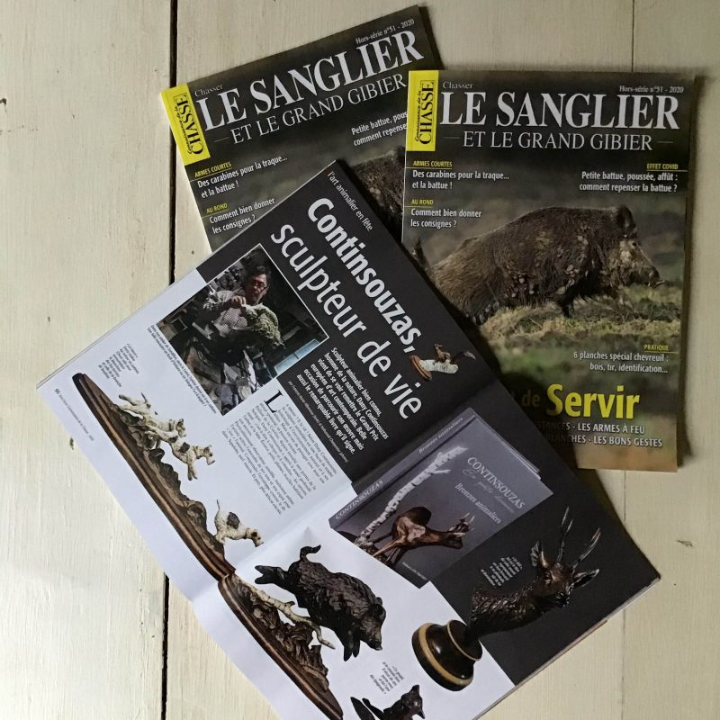 Magazine «Connaissance de la chasse»